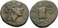 Bronze 85-65 v. Chr. Pontos Amisos Pontos Bronze 85-65 v.Chr. Dionysos ... 80,00 EUR  +  4,00 EUR shipping