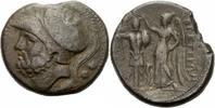 Bronze 214-211 v. Chr. Bruttium Brettii Bruttium AE 214-211 v. Chr. Are... 125,00 EUR  zzgl. 5,00 EUR Versand