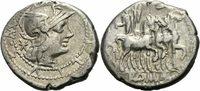 Denar 130 v. Chr. Rom Republik Acilius Denar Rom 130 Roma Helm Herkules... 110,00 EUR  zzgl. 5,00 EUR Versand