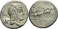 Denar 85 v. Chr. Rom Republik Iulius Bursio Denar Rom 85 Apoll Merkur N... 135,00 EUR  zzgl. 5,00 EUR Versand