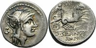 Denar 91 v. Chr. Rom Republik Iunius Silanus Denar Rom 91 Roma Flügelhe... 100,00 EUR  zzgl. 3,00 EUR Versand