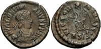 1/2 Centenionalis 384-387 Rom Kaiserreich Valentinian II Aes IV Nummus ... 25,00 EUR  zzgl. 3,00 EUR Versand