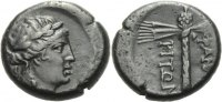 Bosporus Drachme 100-75 v....