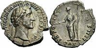 Denar 151/152 Rom Kaiserreich Antoninus Pius Denar Rom 151/152 Pax Zept... 90,00 EUR  +  4,00 EUR shipping