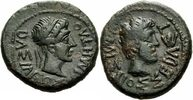 Bronze 11 BC - 12 AD Thrakien Augustus & Rhoemetalces I. King of Thrace... 75,00 EUR  zzgl. 3,00 EUR Versand