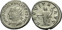 Antoninian 247-249 Rom Kaiserreich Philippus I Antoninian Antiochia 247... 175,00 EUR  zzgl. 5,00 EUR Versand