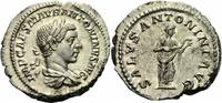 Denar 218-222 Rom Kaiserreich Elagabal Den...