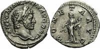 Denar 210-213 Rom Kaiserreich NM Caracalla...