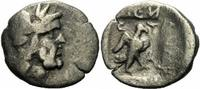 Obol 125-85 v. Chr. Karien Stratonikeia Karien Obol Zeus Adler Quadratu... 70,00 EUR  +  4,00 EUR shipping