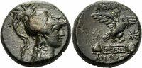 Bronze 133-48 v. Chr. Phrygien Apameia Phrygien Bronze Athena Aegis Mäa... 65,00 EUR  +  4,00 EUR shipping