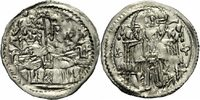Serbien Halbdinar 1346-1355 Stempelglanz N...