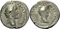 Denar 140 Rom Kaiserreich NM Antoninus Pius Denar Rom 140 Marcus Aureli... 140,00 EUR