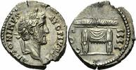 Denar 145-161 Rom Kaiserreich NM Antoninus Pius Denar Rom 145-161 Blitz... 165,00 EUR
