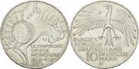 10 Deutsche Mark 1972 Deutschland Deutschland 10 Mark 1972 D München Ol... 8,00 EUR  zzgl. 1,50 EUR Versand