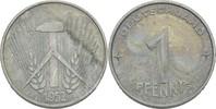 1 Pfennig 1952 DDR DDR Deutschland 1 Pfennig 1952 A Berlin Aluminium SS... 0,50 EUR  zzgl. 1,00 EUR Versand