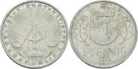 5 Pfennig 1968 DDR DDR Deutschland 5 Pfennig 1968 A Berlin Aluminium SS... 0,25 EUR  zzgl. 1,00 EUR Versand