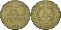 20 Pfennig 1969 DDR DDR Deutschland 20 Pfennig 1969 Berlin o.Mzz. Messi... 1,00 EUR  zzgl. 1,00 EUR Versand