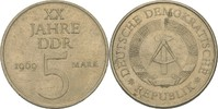 5 Mark 1969 DDR DDR Deutschland 5 Mark 1969 A Berlin XX Jahre DDR SS AK... 1,50 EUR  zzgl. 1,00 EUR Versand