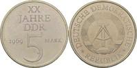 5 Mark 1969 DDR DDR Deutschland 5 Mark 1969 A Berlin XX Jahre DDR VZ- A... 2,50 EUR  zzgl. 1,00 EUR Versand