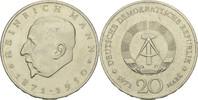 20 Mark 1971 DDR DDR Deutschland 20 Mark 1971 A Berlin Heinrich Mann 18... 2,00 EUR  zzgl. 1,50 EUR Versand