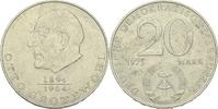 20 Mark 1973 DDR DDR Deutschland 20 Mark 1973 A Berlin Otto Grotewohl 1... 2,00 EUR  zzgl. 1,50 EUR Versand