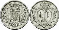 10 Heller 1908 Österreich Österreich Kaiserreich Franz Joseph I. 10 Hel... 2,50 EUR  zzgl. 1,00 EUR Versand