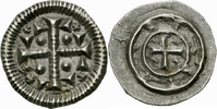 Denar 1116-1131 Ungarn Ungarn Stephan II. 1116-1131 Anonymer Denar Istv... 47,00 EUR  plus 4,00 EUR verzending