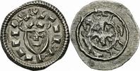 Denar 1095-1116 Ungarn Ungarn Koloman Denar CALMAN REX Königskopf Kreuz... 90,00 EUR  zzgl. 3,00 EUR Versand