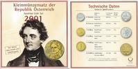 KMS 36,60 ATS 2001 Österreich Österreich Kleinmünzensatz 2001 KMS HGH 2... 19,90 EUR  zzgl. 2,00 EUR Versand