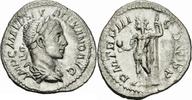 Denar 225 Rom Kaiserreich Alexander Severus Denar Rom 225 PM TR P III C... 50,00 EUR  zzgl. 3,00 EUR Versand