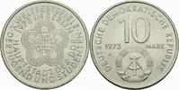 10 Mark 1973 DDR DDR Deutschland 10 Mark 1973 A Berlin Weltfestspiele J... 2,00 EUR  zzgl. 1,00 EUR Versand