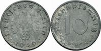 10 Pfennig 1940 Drittes Reich Drittes Reich 10 Reichspfennig 1940 D Mün... 1,25 EUR  zzgl. 1,00 EUR Versand