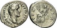 Denar 140-143 Rom Kaiserreich NM Antoninus Pius Denar Rom 140/3 Italia ... 215,00 EUR