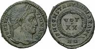 Follis 321 Rom Kaiserreich Constantine I the Great Æ Follis Rome 321 D ... 20,00 EUR  zzgl. 1,00 EUR Versand
