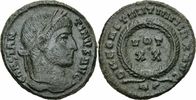 Follis 321 Rom Kaiserreich Constantine I the Great Æ Follis Rome 321 D ... 16,00 EUR  zzgl. 1,00 EUR Versand