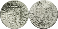 3 Pölker 1623 Polen Polen Sigismund III. 3 Pölker 1623 Groschen Bromber... 7,00 EUR  zzgl. 1,00 EUR Versand