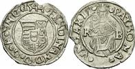 Denar 1544 RDR Ungarn RDR Ungarn Ferdinand I Denar 1544 KB Kremnitz PAT... 12,00 EUR  zzgl. 1,00 EUR Versand