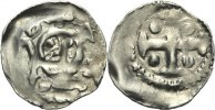 Italien Denar ca. 1150-1161 Fast vorzglic...