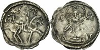 Serbien Dinar 1346-1355 Schne Tnung, vor...